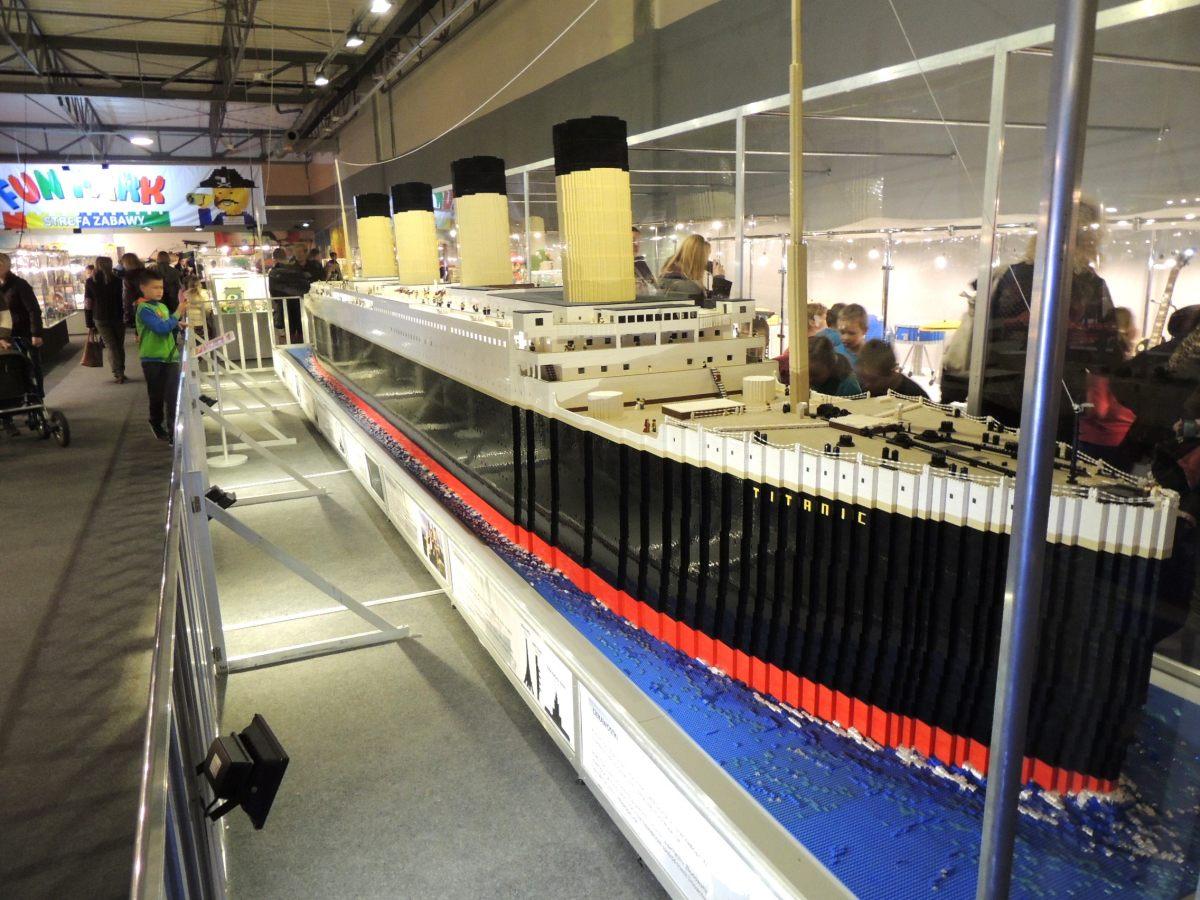 15/16 – Wystawa Budowli z Klocków LEGO – Lublin 2015