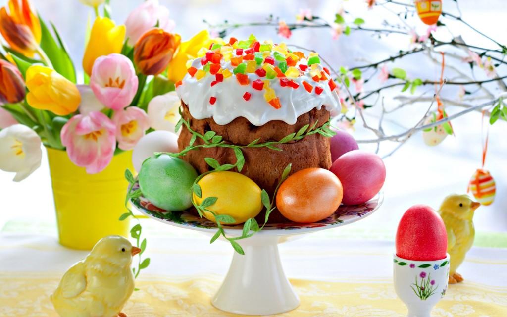 Zdrowych spokojnych Świąt Wielkanocnych!