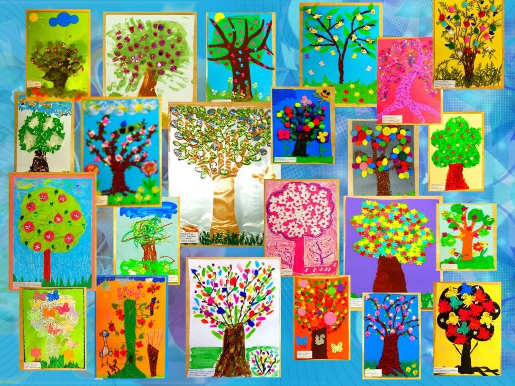 14/15 – Rozstrzygnięcie konkursu wiosenne magiczne drzewko