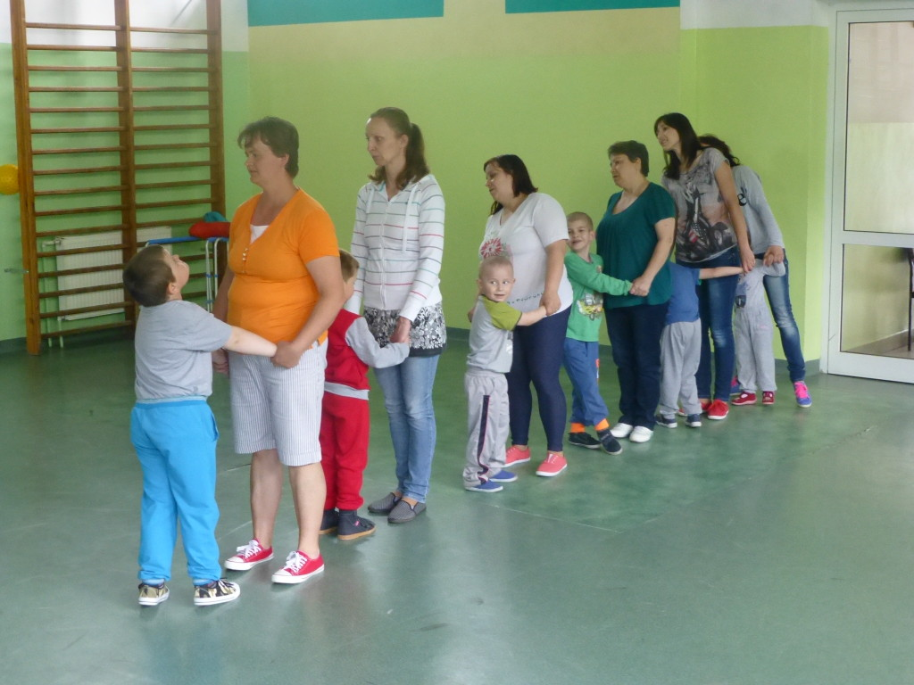 14/15 – Zajęcia sportowe 21.05.2015r.
