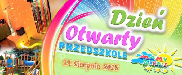 14/15 – Szczegółowy program Dnia Otwartego 19 sierpnia 2015 r.
