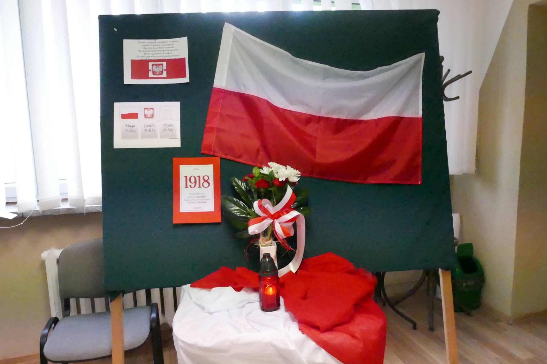 18/19 – Zajęcia – 100 – lecia odzyskania niepodległości.