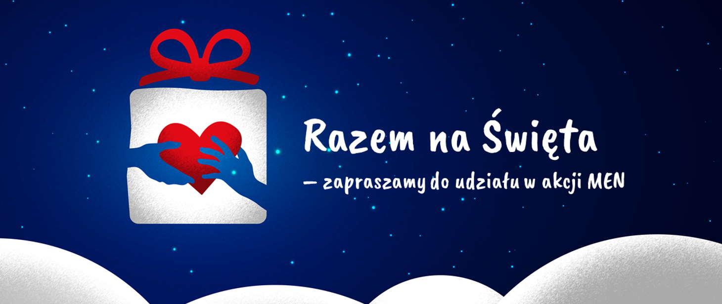"""20/21 – Akcja """"Razem na Święta"""""""