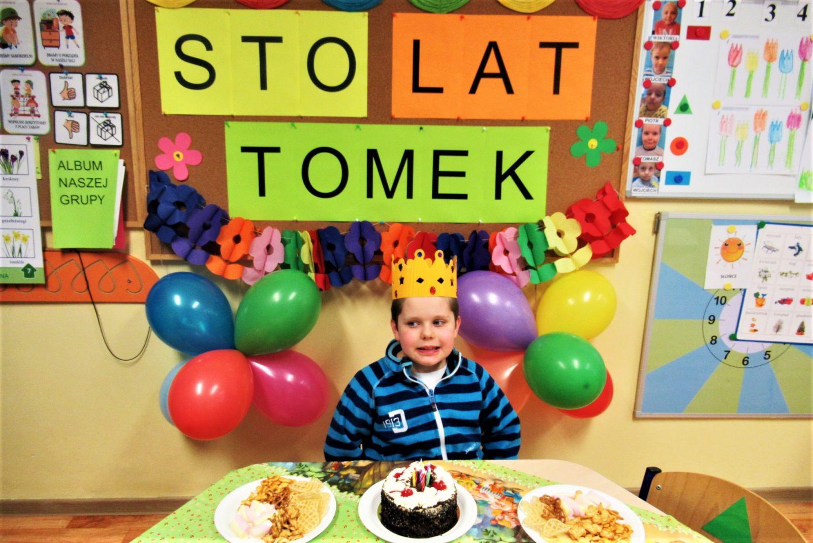 20/21 – Urodziny Tomka