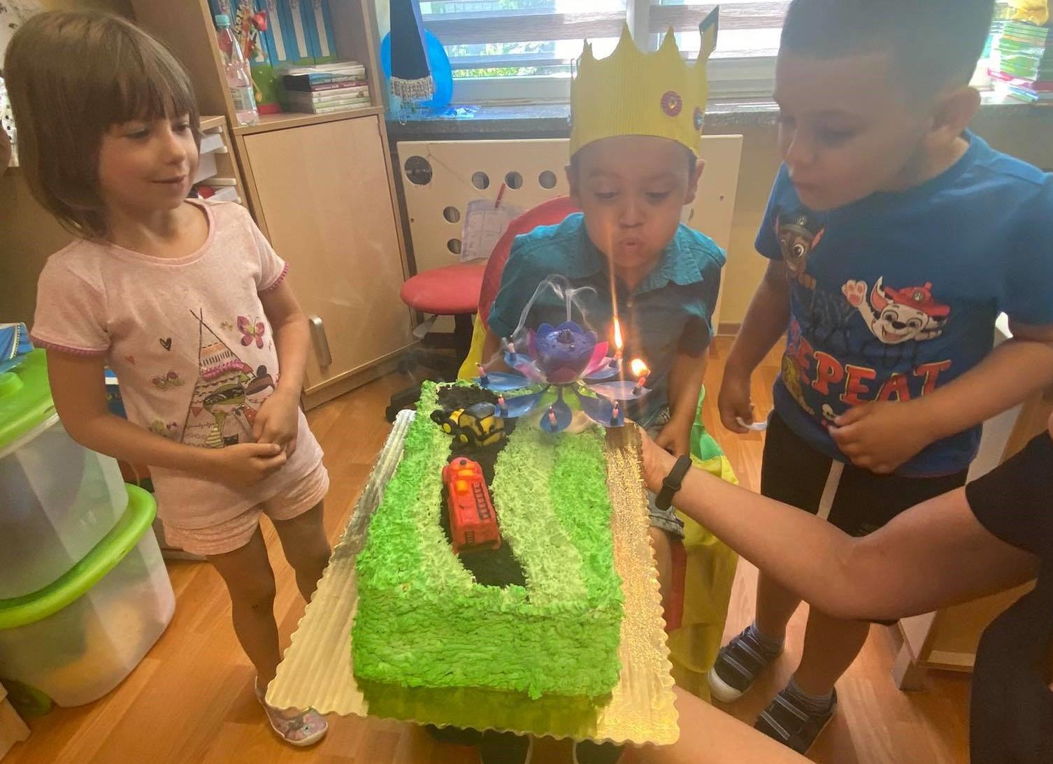 20/21 – Urodziny Emila