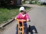 Zajecia w plenerze - na rowerach
